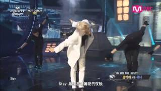 [繁中字幕] 140821 TAEMIN - Pretty Boy(feat.KAI) + 괴도/怪盜(Danger)