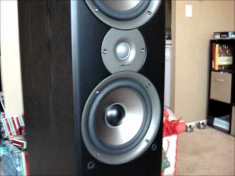 Polk Audio Monitor 70 Series Ii Review Part 2 Youtube
