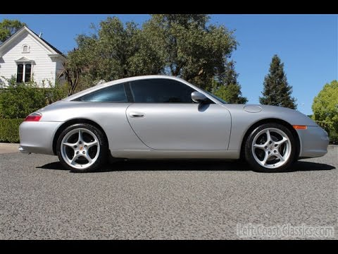 2003 porsche 911 targa for sale in arctic silver youtube. Black Bedroom Furniture Sets. Home Design Ideas