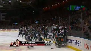 Höjdpunkter: Frölunda vidare semi efter rysare  - TV4 Sport