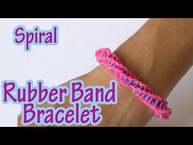 crafts bracelet handimania band rubberband make how to and necklace rubber diy
