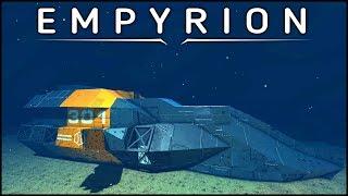 Wrack in der Tiefe - Empyrion Galactic Survival S10E22 [Gameplay German Deutsch]