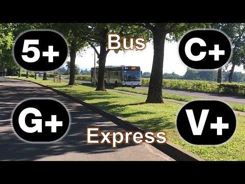 Bus express tpg