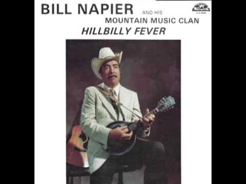 Hillbilly Fever [1984] - Bill Napier & His Mountain Music Clan