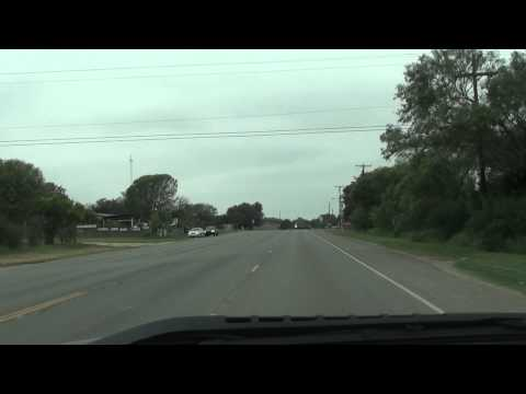 A drive through Dilley, Texas in October of 2012 [1080p]