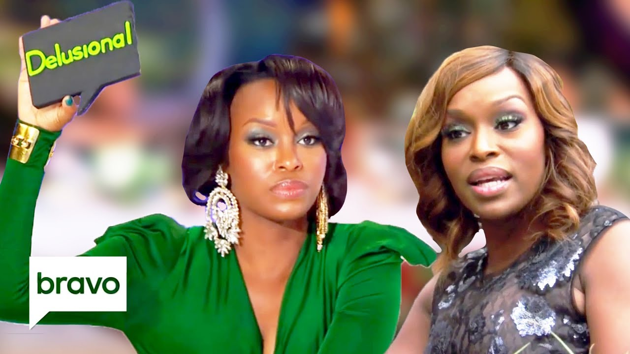 Download Quad Webb Being Messy For 13 Minutes Straight | Married to Medicine | Bravo