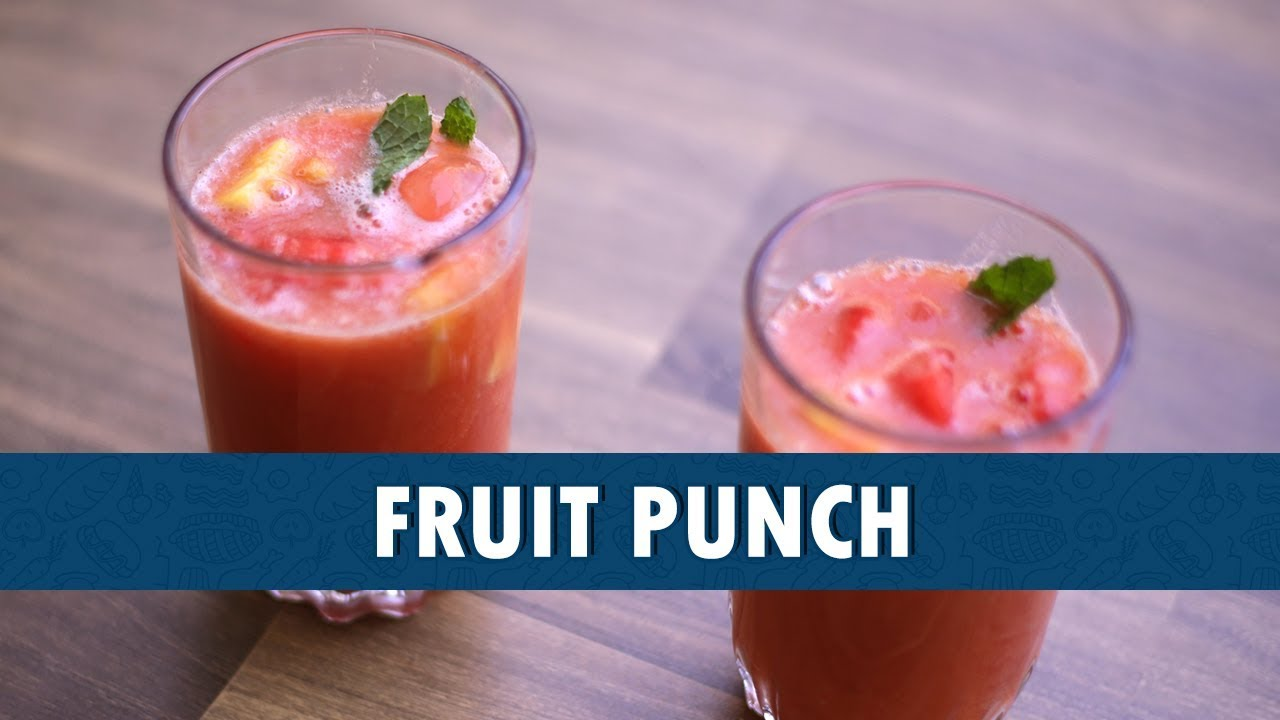 Download Fruit Punch || How To Make Fruit Punch || Wirally Food