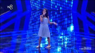O Ses Çocuklar Rojin Musavi 'Mavi Boncuk'  2 Sezon 1 Bölüm