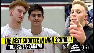 The BEST SHOOTER in High School!! Trent Brown GOES OFF 43 Points & 10 Threes!!! Nico Drops Dimes!!