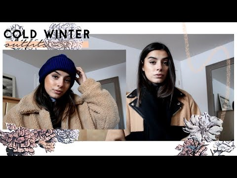 Winter Outfits of the Week 2018 | Cold Winters