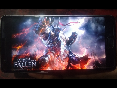 Lords Of The Fallen Android IOS Iphone Lords Of The Fallen Mobile Gameplay