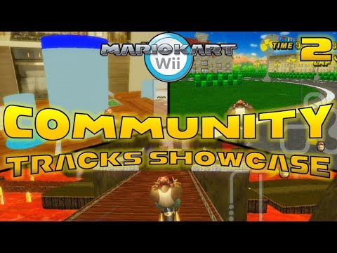 Flying Out of Bounds! - Community Custom Track Showcase! #2
