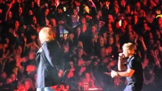 Cheek feat. Jonne Aaron: Anna mä meen (2014 Olympiastadion Helsinki) Live