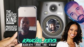 KRUCIAL KEYS Talks Producing For Alicia Keys & Drake, + Tips On Getting Placements