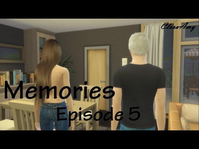 Memories episode 5 ( Sims 4 series )