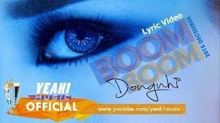Boom Boom | Đông Nhi ft. Mei | Official Lyric Video