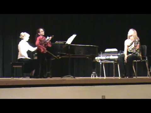 Jessica Mathaes WTSA Masterclass 2009 Part 1 of 9