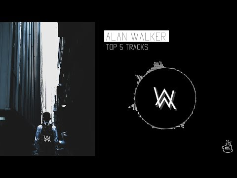【Top 5: Alan Wlaker】Tired, Alone, Sing Me to Sleep, Faded, Spectre [3D Surround-Earphones Recommend]