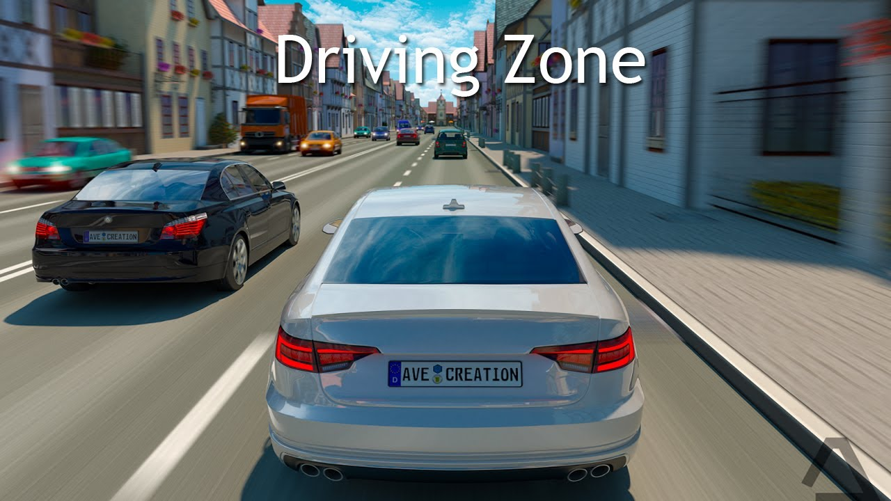 Driving Zone: Germany Android Gameplay u1d34u1d30