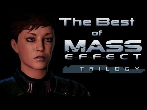 The Best Of Mass Effect Trilogy