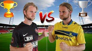 FC MIDTJYLLAND VS BRØNDBY IF! HVEM VINDER?