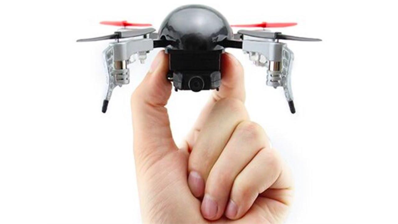 TOP 5 NANO Drones In The World