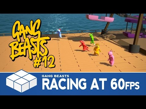 how to play 8 player gang beasts