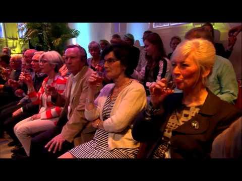 Floris Kortie over wijn en klassieke muziek - Podium Witteman