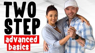 TEXAS TWO STEP DANCE SECRETS - Advanced Basic Texas Two Step