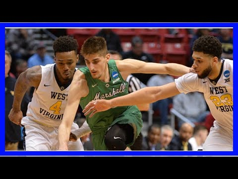 NCAA Tournament Second Round: West Virginia dispatches Marshall in renewed rivalry   march madnes...
