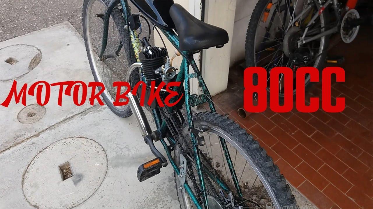 Motor Bike Bicicletta A Motore 80cc