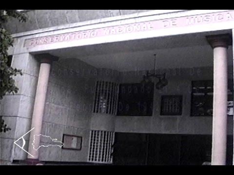 Conservatorio Nacional de Música de Santo Domingo 1996