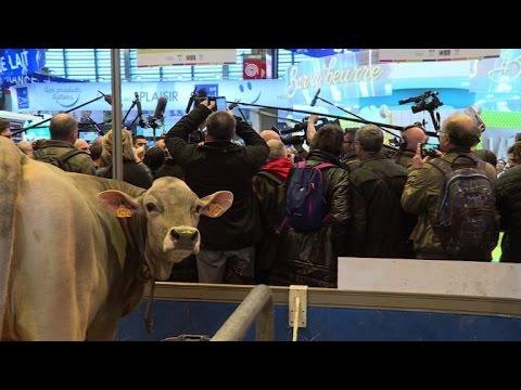 Le salon de l 39 agriculture un passage oblig pour les - Billet pour le salon de l agriculture ...