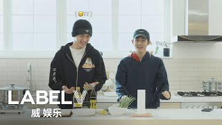 [WayV-log] 👨‍🍳KUN's Recipe (feat.Second student)