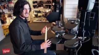Yamaha DTX450K & DTX400K Electronic Drums