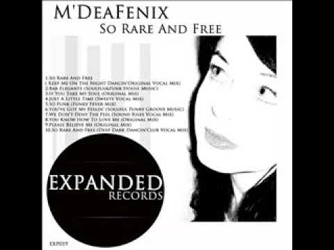 M'DeaFenix   You Know How To Love Me  Original Mix