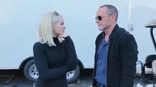 Дав присоединилась к пятому сезону сериала от компании «Marvel» «Агенты Щ.И.Т.»