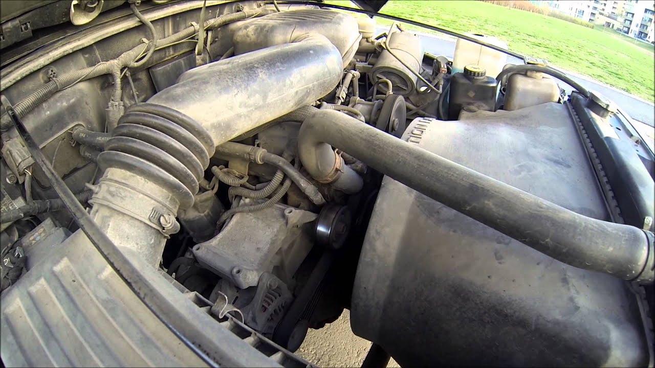 jeep wrangler tj 2 5l 1997 [ 1280 x 720 Pixel ]