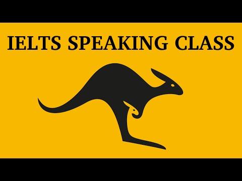 IELTS Academic exam speaking masterclass | Canguro English