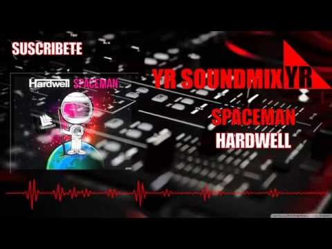 Hardwell - Spaceman OUT NOW