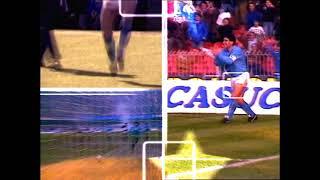 Finale Coppa Italia 1986 - 1987 -  Atalanta  -  Napoli  0 -  3