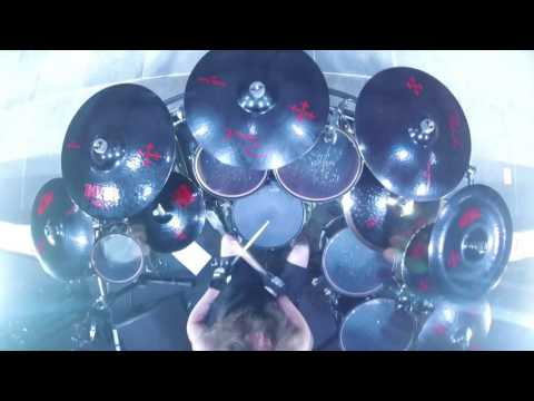 Paul Bostaph GoPro 2016 El Paso Coliseum  Repentless