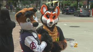 Furries Converge On Pittsburgh For Annual Anthrocon