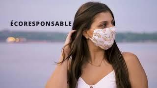 Masques de protection #CanStyle - Vidéo promotionnelle