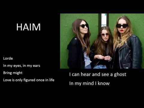Lyrics Meltdown - Stromae Ft  Lorde, HAIM, Pusha T, Q Tip