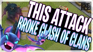 This Attack Just Broke Clash Of Clans | Th12 | PekkaBoBat