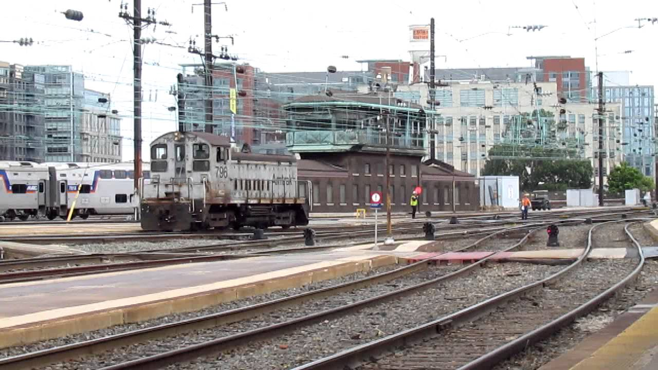Image result for railroad track, washington dc, union station, photos