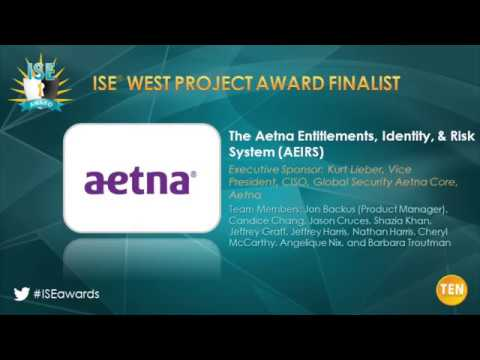 ISE West 2018 Project Finalist - Aetna