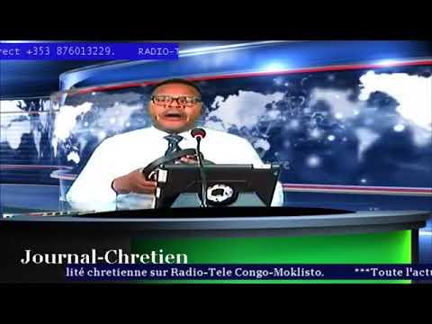 JOURNAL CHRETIEN DU 26/04/2018 SUR RADIO TELE CONGO-MOKLISTO.