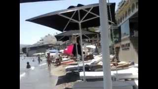 Hersonissos beach video(Hersonissos is located in Crete, Greece and is a popular destination for tourists and has many services cated for tourism Check out my blog for more about crete ..., 2015-08-31T18:03:45.000Z)